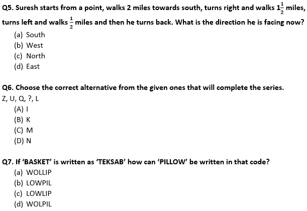 Target SSC Exams 2021-22 10000+ Questions: Attempt Reasoning Quiz | Day 223_60.1