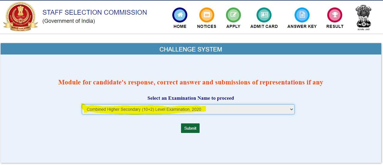 SSC CHSL Tier 1 Answer Key जारी : यहाँ से करें SSC CHSL Tier 1 Answer Key की जाँच_50.1