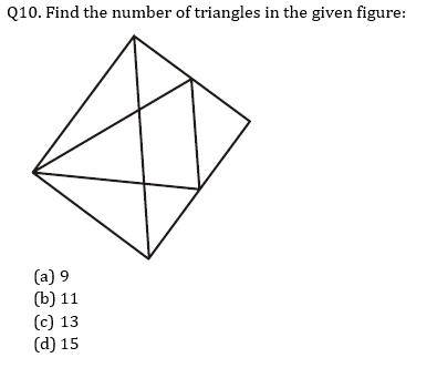 Target SSC Exams 2021-22 10000+ Questions: Attempt Reasoning Quiz   Day 229_80.1