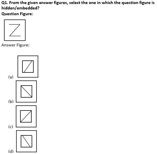 Target SSC Exams 2021-22 10000+ Questions: Attempt Reasoning Quiz | Day 230_50.1