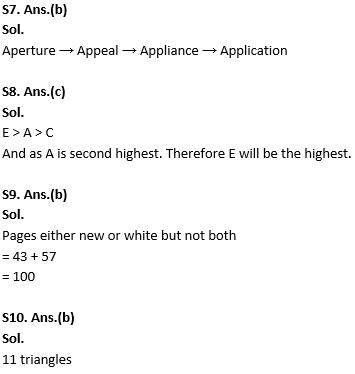 टारगेट SSC परीक्षा 2021-22 | 10000+ प्रश्न | रीजनिंग क्विज अभी करें एटेम्पट | 235 वाँ दिन_100.1