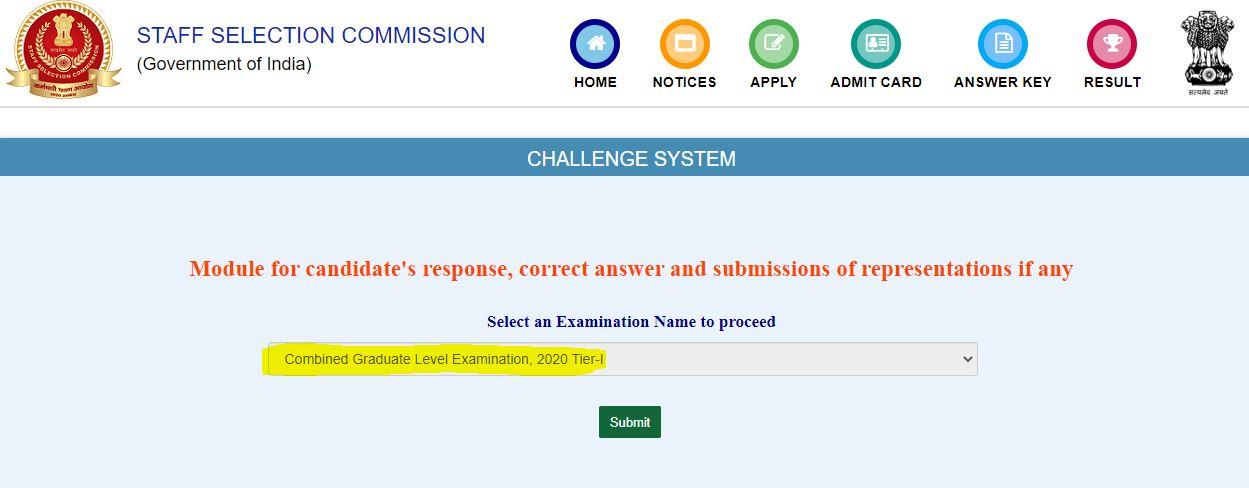 SSC CGL Answer Key : SSC CGL Answer Key जल्द होगी जारी 2021_50.1