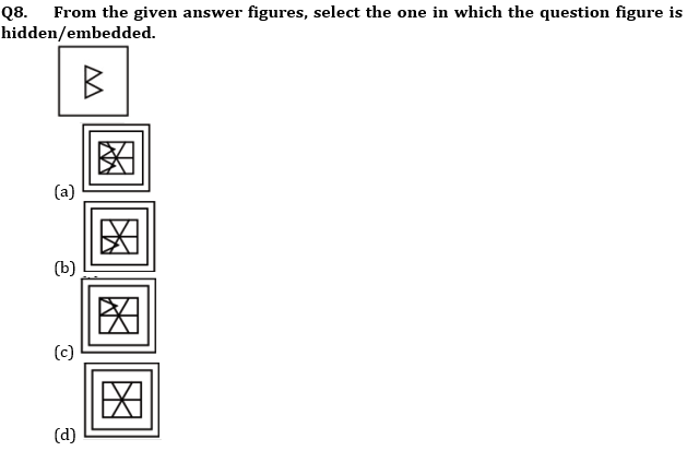 Target SSC Exams 2021-22 10000+ Questions: Attempt Reasoning Quiz   Day 237_60.1