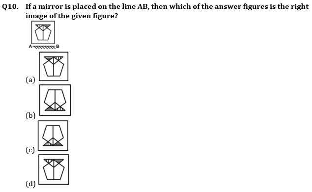 Target SSC Exams 2021-22 10000+ Questions: Attempt Reasoning Quiz   Day 237_80.1