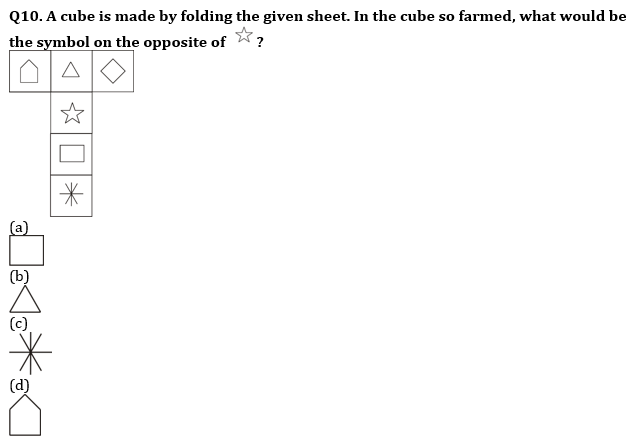 Target SSC Exams 2021-22 10000+ Questions: Attempt Reasoning Quiz | Day 241_70.1