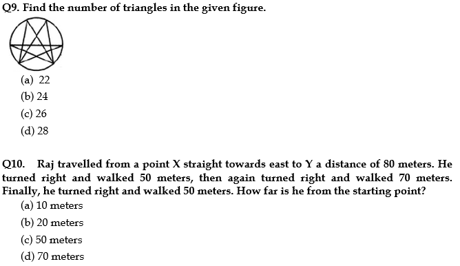 Target SSC Exams 2021-22 10000+ Questions: Attempt Reasoning Quiz | Day 241_80.1
