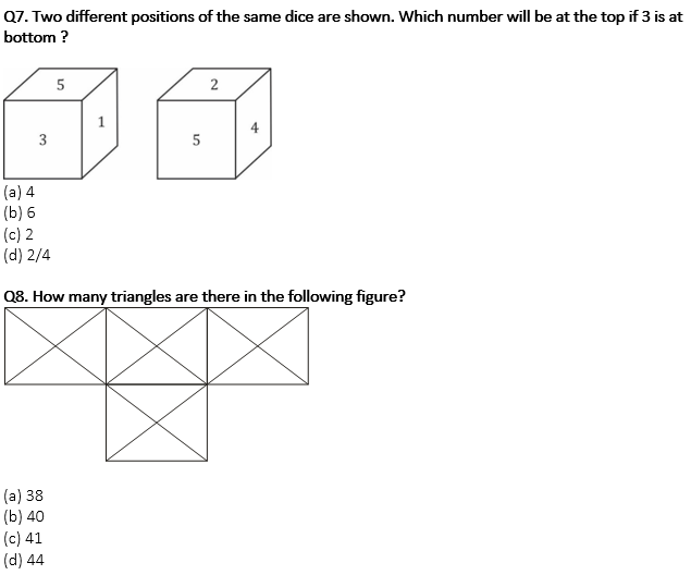 Target SSC Exams 2021-22 10000+ Questions: Attempt Reasoning Quiz | Day 243_80.1