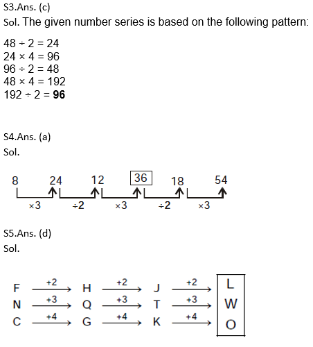 Target SSC Exams 2021-22 10000+ Questions: Attempt Reasoning Quiz | Day 246_60.1