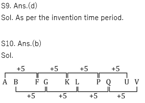 Target SSC Exams 2021-22 10000+ Questions: Attempt Reasoning Quiz | Day 250_70.1