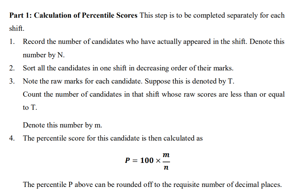 Haryana Staff Selection Commission (HSSC) Normalization 2021_50.1