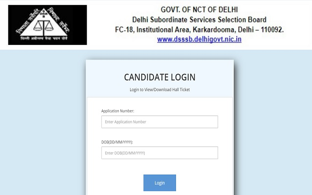 DSSSB Answer Key 2021(Out): Get Direct Link To Download Answer Key For PGT Post_30.1