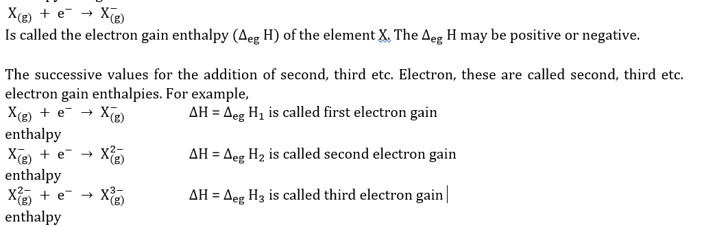 Classification Of Elements And Periodicity In Properties Of Elements: Download Science Study Notes FREE PDF For all Teaching Exam_50.1