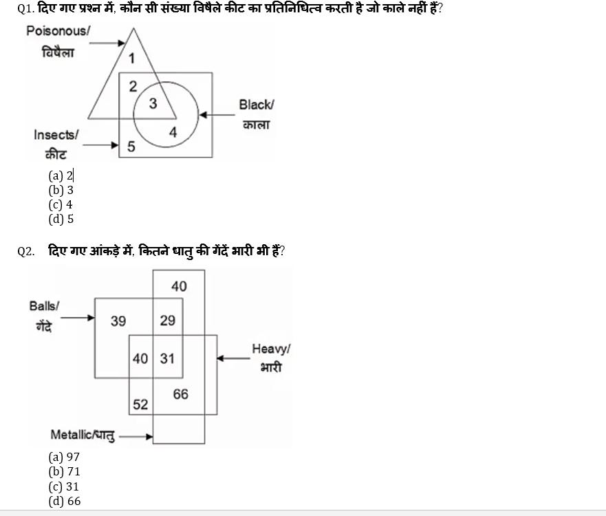 टारगेट SSC CGL   10,000+ प्रश्न   SSC CGL के लिए रीजनिंग के प्रश्न: 135 वाँ दिन_50.1