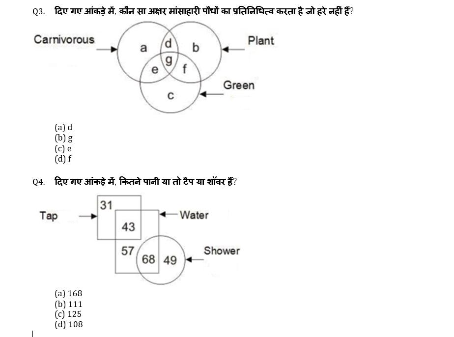 टारगेट SSC CGL   10,000+ प्रश्न   SSC CGL के लिए रीजनिंग के प्रश्न: 135 वाँ दिन_60.1