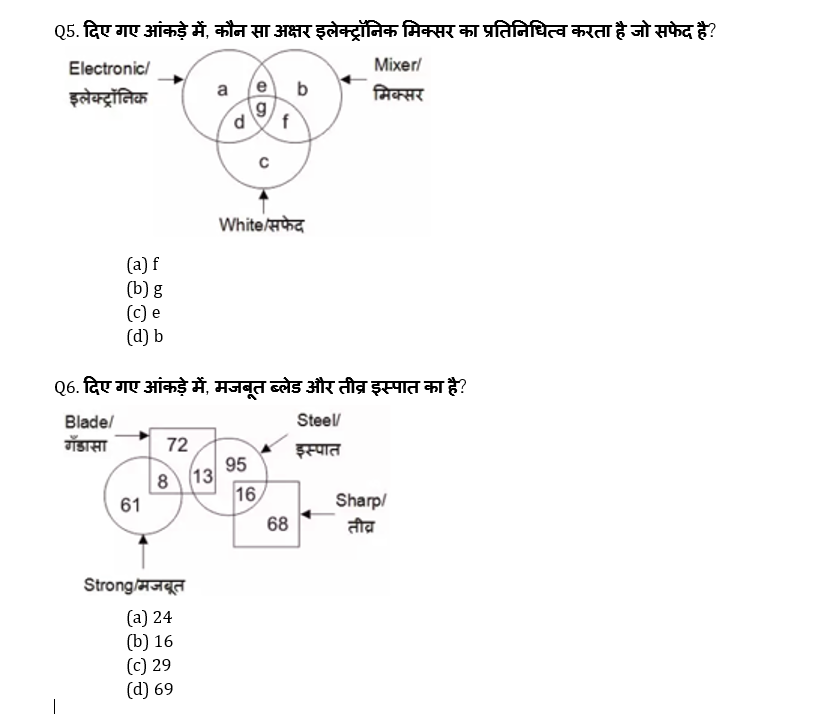 टारगेट SSC CGL   10,000+ प्रश्न   SSC CGL के लिए रीजनिंग के प्रश्न: 135 वाँ दिन_70.1
