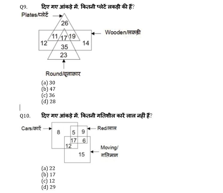 टारगेट SSC CGL   10,000+ प्रश्न   SSC CGL के लिए रीजनिंग के प्रश्न: 135 वाँ दिन_90.1