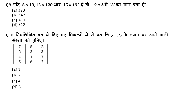 टारगेट SSC CGL | 10,000+ प्रश्न | SSC CGL के लिए रीजनिंग के प्रश्न: 136 वाँ दिन_70.1