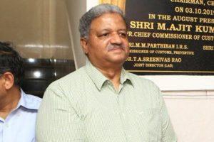 CBIC Chairman Ajit Kumar inaugurates GST Bhawan_50.1