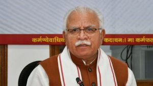 Haryana CM Launches 'Project Air Care' in Gurgaon_50.1