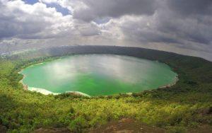Lonar Lake in Maharashtra chosen as 'Ramsar site'_50.1