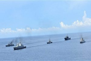 2nd Trilateral Maritime Exercise SITMEX-20 held in Andaman Sea_50.1