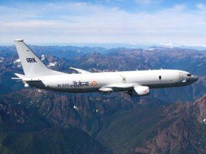 Indian Navy gets 9th P-8I anti-submarine warfare aircraft_50.1