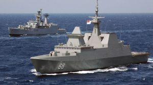 India-Singapore Maritime Exercise SIMBEX-20_50.1
