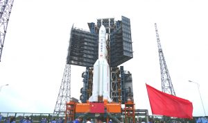 """China launches historic """"Chang'e-5"""" mission to Collect Lunar Samples_50.1"""