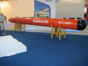 DRDO flags off first 'Varunastra' Heavy Weight Torpedo_50.1