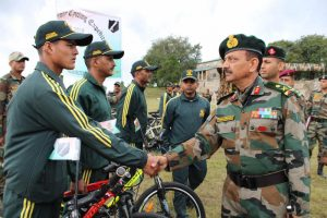 Indian Army launches cycling expedition in Gujarat & Rajasthan_50.1