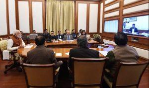 PM Modi Chairs 33rd PRAGATI Meet_50.1