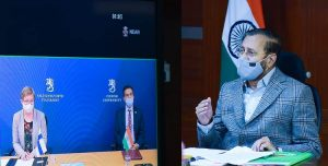 India and Finland sign MOU on environmental protection_50.1