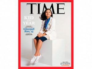 """Gitanjali Rao becomes 1st-ever TIME's """"Kid Of The Year""""_50.1"""