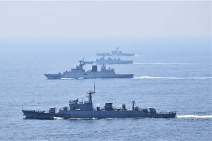 PASSEX conducted by Indian Navy and Russian Navy_50.1