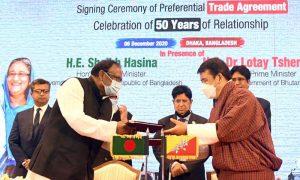 Bangladesh signs maiden Preferential Trade Agreement (PTA)_50.1