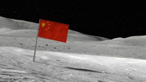 China becomes second nation to plant flag on the Moon_50.1