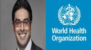 Anil Soni appointed first CEO of The WHO Foundation_50.1