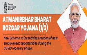 Cabinet approves Atmanirbhar Bharat Rojgar Yojana_50.1