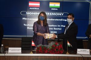 India and Austria inks MoU on Technology Cooperation_50.1