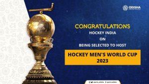 Odisha to host 2023 FIH Men's Hockey World Cup_50.1