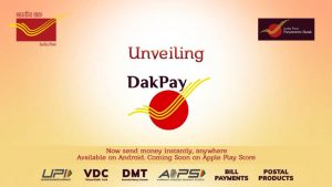 India Post Payments Bank unveils new digital payment app 'DakPay'_50.1