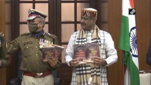 Om Birla releases book on 19th anniversary of Parliament attack_50.1