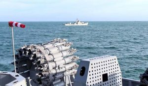 India-Vietnamese Navy conducts PASSEX-2020 in South China Sea_50.1