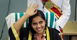 Kerala's Arya Rajendran becomes India's youngest mayor from Thiruvananthapuram_50.1
