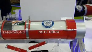 Navy, DRDO conduct maiden trial of air dropped container 'SAHAYAK-NG'_50.1