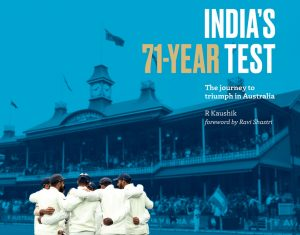 A book on India's tours Down Under by R. Kaushik_50.1
