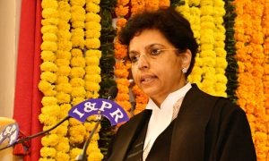 Hima Kohli appointed as 1st Woman Chief Justice of Telangana High Court_50.1