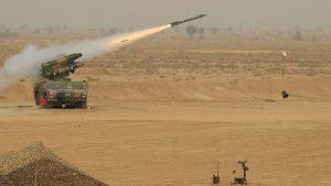 "Pakistan successfully test fires ""Fatah-1"" Rocket System_50.1"