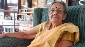 Veteran Professor Chitra Ghosh passes away_50.1