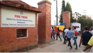 Naveen Patnaik inaugurates India's first 'Fire Park' in Bhubaneswar_50.1